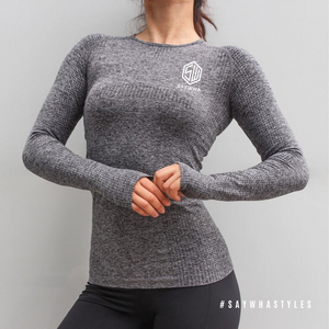 SayWHA Styles Long Sleeve Compression