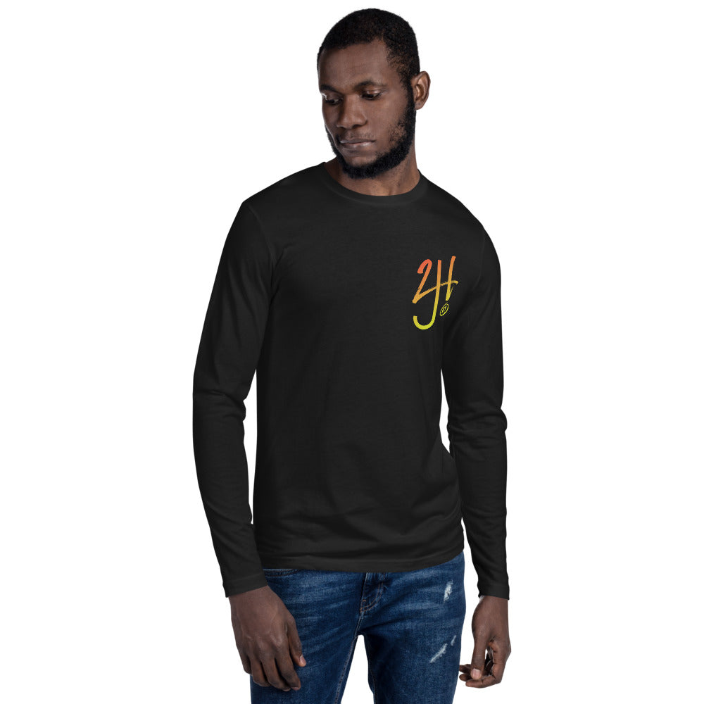 Level Up 2JH Long Sleeve Fitted Shirt