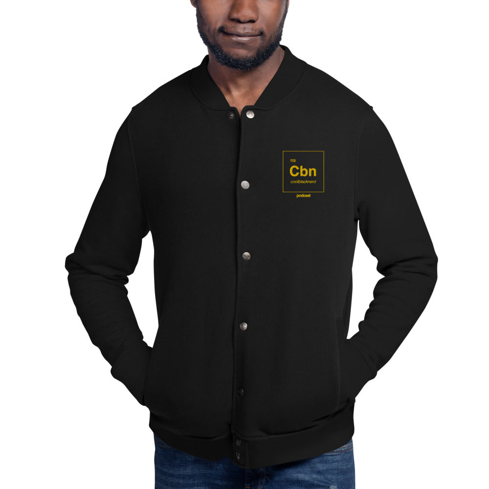 CBNP Embroidered Bomber Jacket