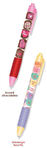 Snifty Valentine Scented Pens 2-pack (Limited-Edition)