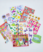 May ANIMAL THEME Sticker Club Pack *Limited-Edition*