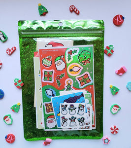 Holly Jolly Christmas Sticker Gift Pack *Exclusive!*
