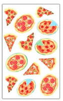 Pizza Scratch and Sniff Stickers (26 stickers)