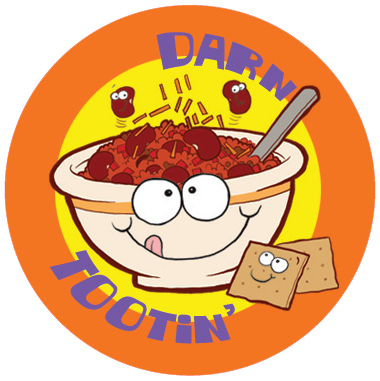 Chili Dr. Stinky Scratch-N-Sniff Stickers (2 sheets) *NEW!