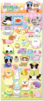 Pet Show Puffy Stickers *NEW!