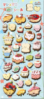 Bakery Treats Puffy Stickers *NEW!