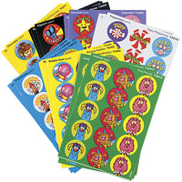 Colorful Favorites Scratch 'n Sniff Stinky Stickers Variety Pack (300 stickers)