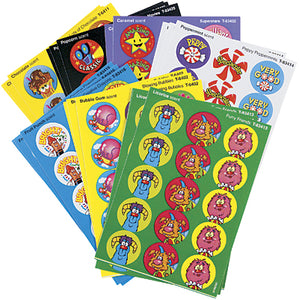 Colorful Favorites Stinky Stickers Variety Pack (300 stickers)