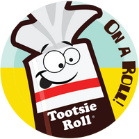 Tootsie Roll Dr. Stinky Scratch-N-Sniff Stickers
