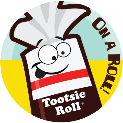 tootsie roll dr stinky scratch n sniff stickers new