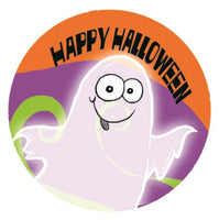 Ghosted Marshmallow Dr. Stinky Scratch-N-Sniff Stickers