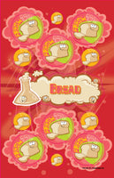 Bread Dr. Stinky Scratch-N-Sniff Stickers (2 sheets) *NEW!