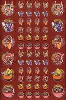 Chocolate ScentSations Scented Stickers *NEW!