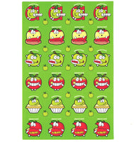 Apple Scratch 'n' Sniff Stickers