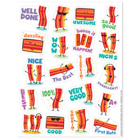 Bacon Scented Stickers by Eureka