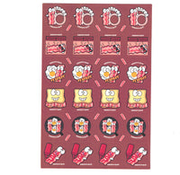 Bacon Scratch 'n' Sniff Stickers for EverythingSmells *NEW!*