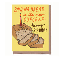Banana Bread Scratch & Sniff Greeting Card