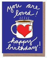 Birthday Tea Scratch & Sniff Greeting Card *NEW!