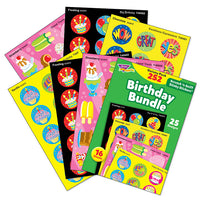 Birthday Bundle Scratch 'n Sniff Stinky Stickers Variety Pack *NEW!