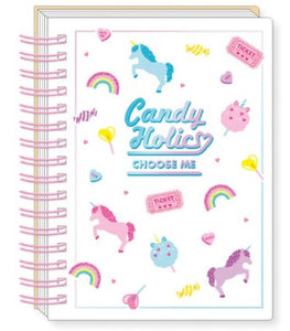 Candy Holics Blank Mini Sticker Book