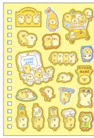 Little Chics Blank Mini Sticker Book *NEW!