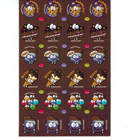 Chocolate Scratch 'n' Sniff Stickers for EverythingSmells *NEW!*