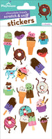 Chocolate Desserts Scratch & Sniff Stickers *NEW!