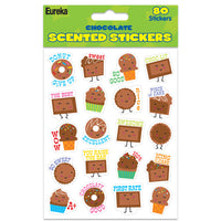 Chocolate Scented Stickers by Eureka *NEW!