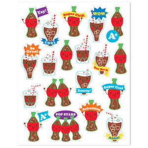 Cola Scented Stickers by Eureka *NEW!