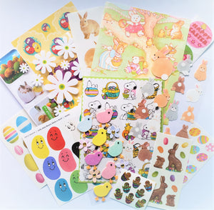 Spring & Easter Sticker Variety Pack! *EXCLUSIVE!*