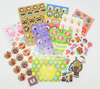 BEVERAGES THEME Sticker Club Pack February 2020 *Limited-Edition*