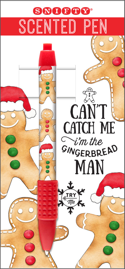 Gingerbread Scented Snifty Pen (Limited-Edition)