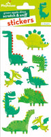 Green Apple Dinosaurs Scratch & Sniff Stickers *NEW!