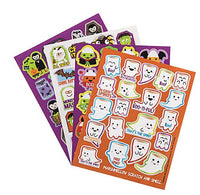 Halloween Scratch and Smell Scented Stickers Variety Pack by Eureka *Limited-Edition!* NEW!