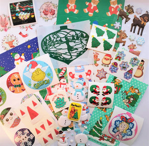 Happy Christmas Sticker Gift Pack *Exclusive!* *NEW!