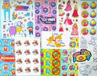August CHILDHOOD THEME Sticker Club Pack *Limited-Edition*