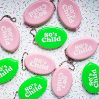 80's Child Rubber Squeeze Coin Pouch *NEW!