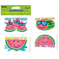Jumbo Watermelon Scented Stickers *NEW!