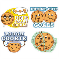 Jumbo Chocolate Chip Cookie Scented Stickers *NEW!