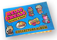 Mello Smello Scratch & Smell Collectors Album Series One *NEW!