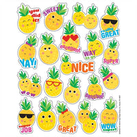 Pineapple Scented Stickers by Eureka