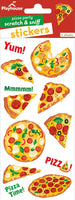 Pizza Pie Scratch & Sniff Stickers *NEW!