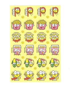 Popcorn Scratch 'n' Sniff Stickers for EverythingSmells