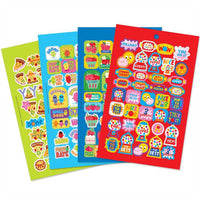 Eureka Scratch & Sniff Stickers Booklet