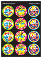 Showtime Scratch 'n Sniff Stinky Stickers (Popcorn Scent)