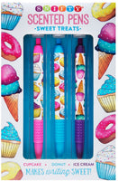 Sweet Treats Scented Snifty Pens Gift Set
