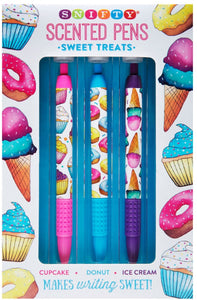 Sweet Treats Scented Snifty Pens Gift Set *NEW!