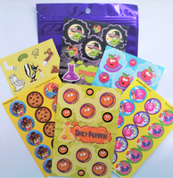 The Spooky Smells of Halloween Sticker Replacement Pack