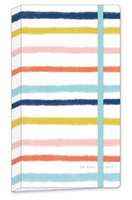 Sticker Organizer Folder - Stripes