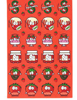 Strawberry Scratch 'n' Sniff Stickers for EverythingSmells